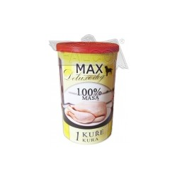 Max deluxe dog 1200g