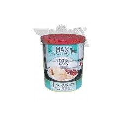 Max deluxe dog 800g
