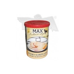 Max deluxe dog 400g