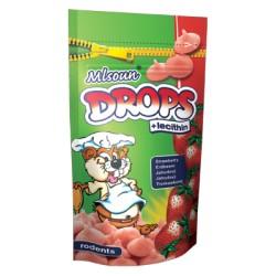 Drops jahodový
