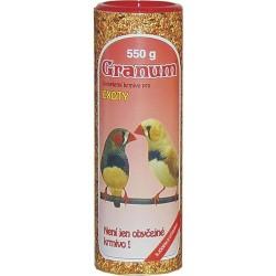 Granum pro drobné exoty - krmivo pro exoty