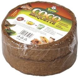 Coco Briquette stelivo pro hlodavce nebo do terárií, 2x100g
