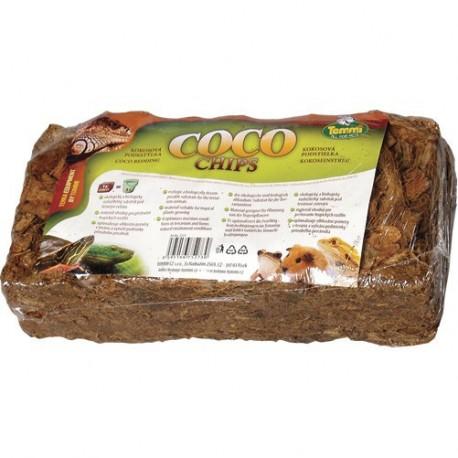 Coco Chips kokosová podestýlka do terárií, 500g