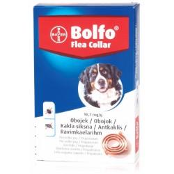 Antiparazitní Bolfo obojek pes, 70cm - VLP