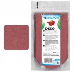 Akvarijní písek Betta DECO terakota 1 - 1,5mm, 240g vhodný do bittária
