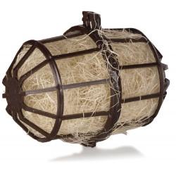 Sisalové vlákno k hnízdění v pouzdře, 10cm