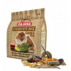 Dajana – COUNTRY MIX, Morče 500 g, krmivo pro morčata