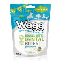 Wagg Dental Small Bites Lamb a Mint100g