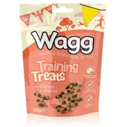 Wagg Training Treats Chicken&Cheese, 125g
